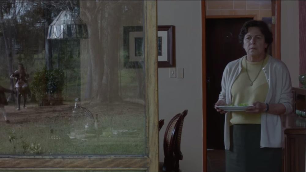 """Denise Weinberg em """"O Caseiro"""""""